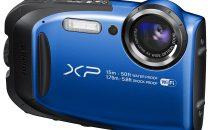 Fotocamere Fujifilm: limpermeabile e la super-zoom 50x