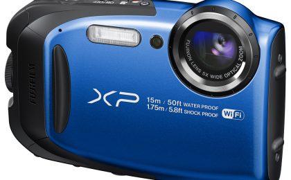 Fotocamere Fujifilm: l'impermeabile e la super-zoom 50x