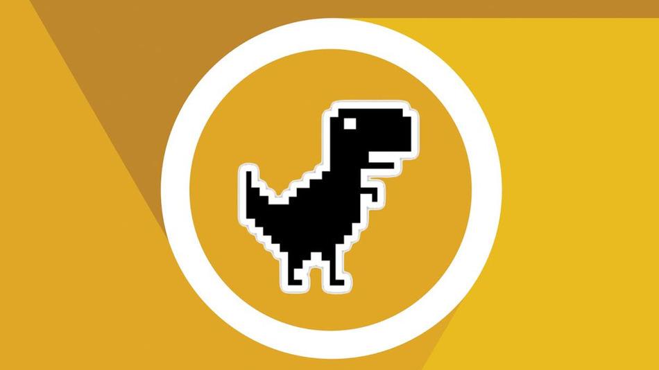 Google Chrome T Rex