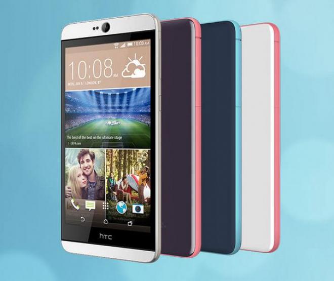 HTC Desire 826, scheda tecnica del performante phablet