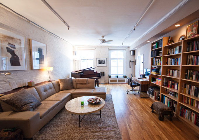 Loft Airbnb a New York