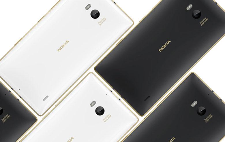 Lumia 830 e 930 Gold