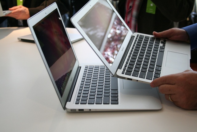 MacBook Air 13 pollici vs 11 pollici
