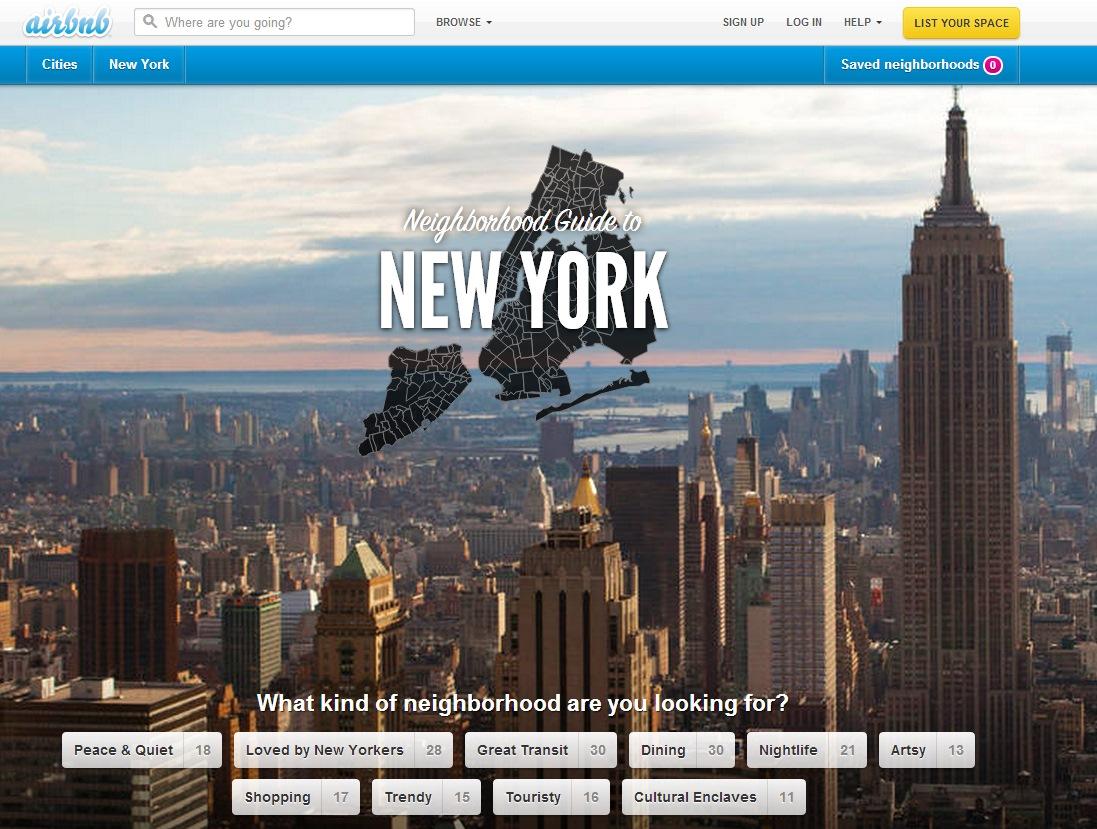 Airbnb e New York: scontro per affitti illegali