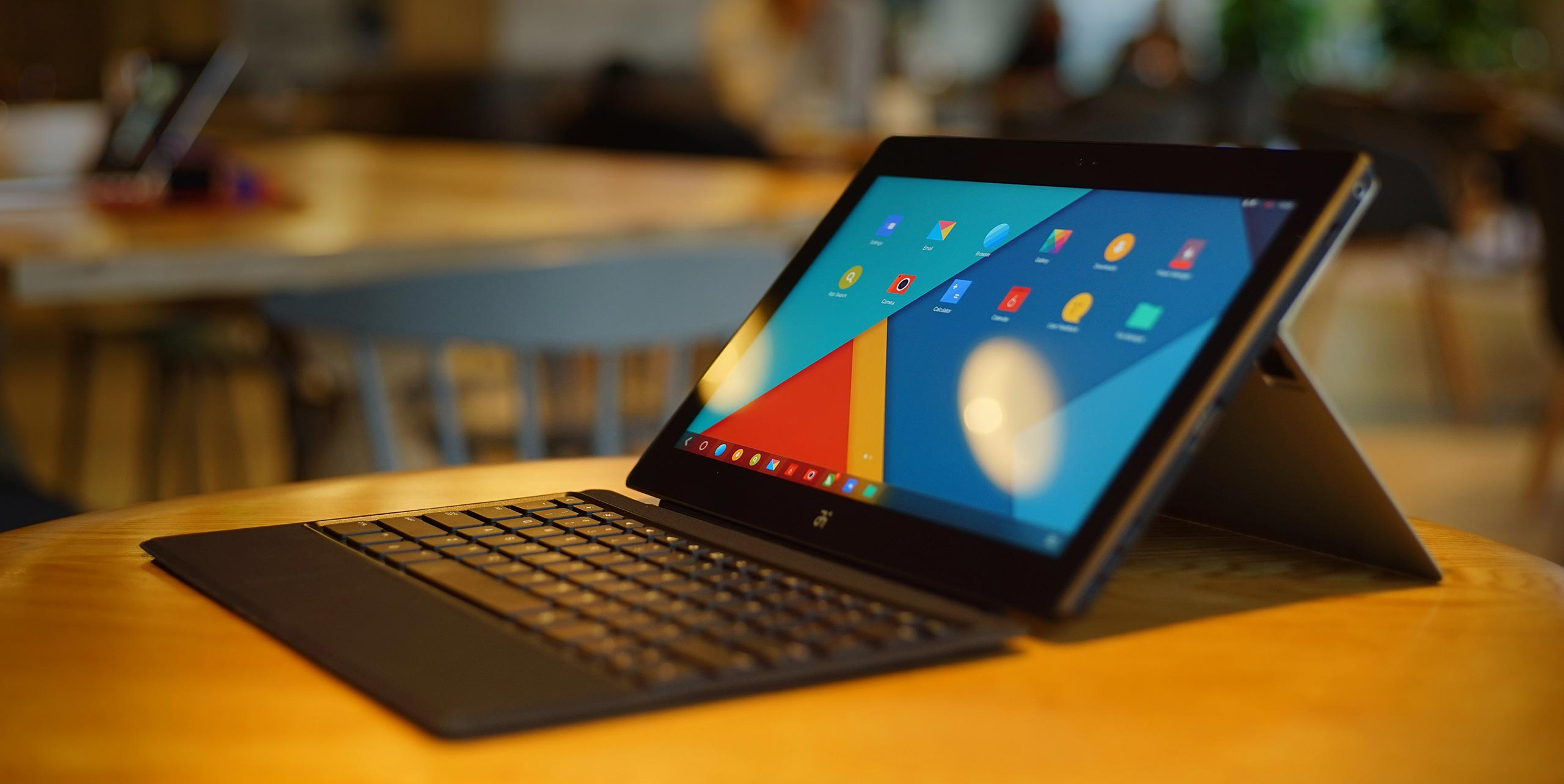 Il Surface Pro con Android, Remix OS