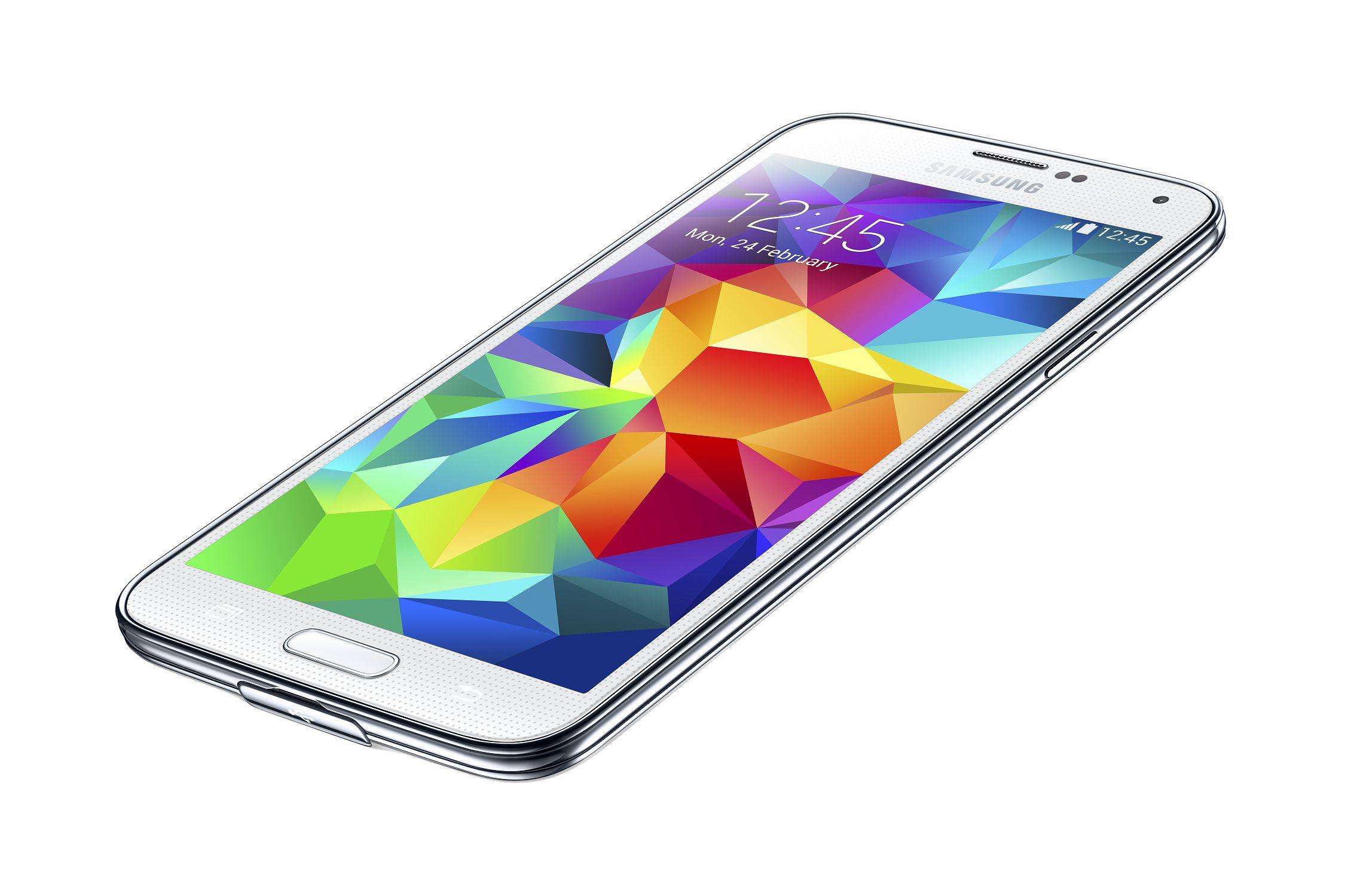 Samsung Galaxy S5 schermo