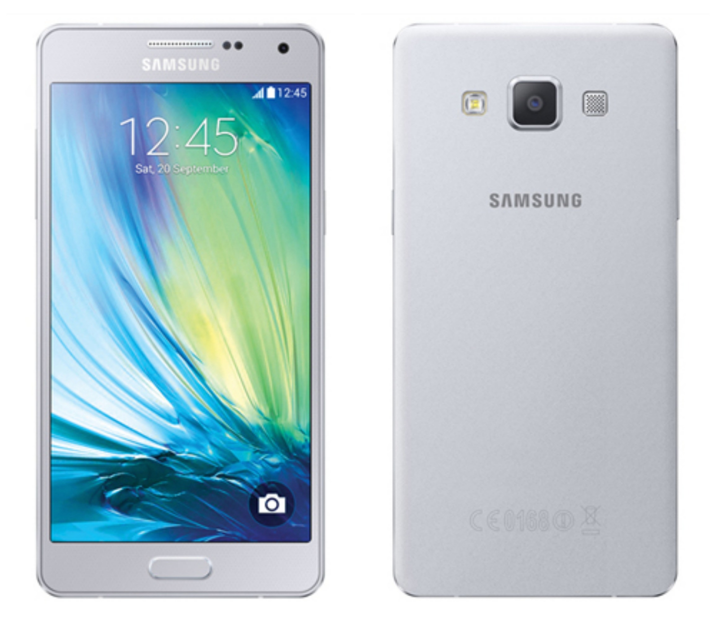 Samsung Galaxy A5 interfaccia