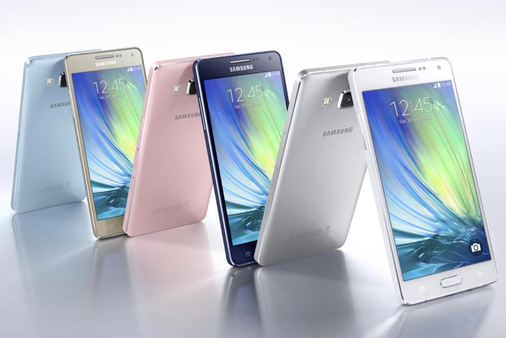 Samsung Galaxy A5 schermo