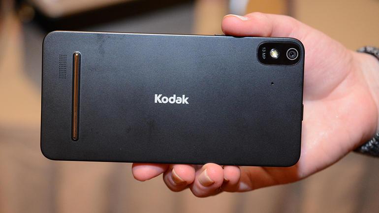 Kodak IM5, lo smartphone Android per le fotografie