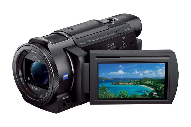 Sony Handycam 4K data uscita in Italia