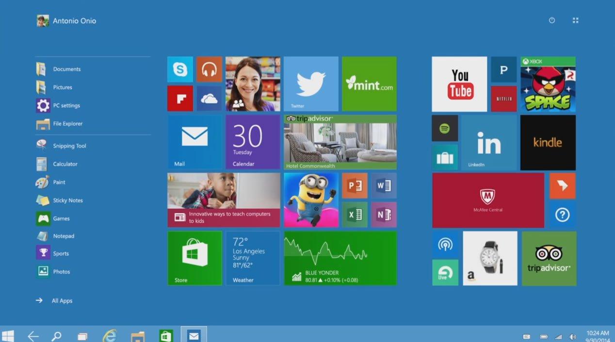 Windows 10 su smartphone non sarà uguale per tutti