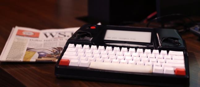 Hemingwrite: la macchina da scrivere da hipster in uscita a settembre