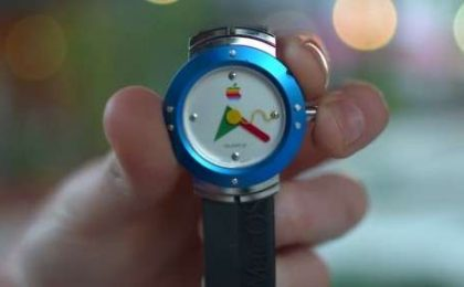 Il primo Apple Watch e i prototipi preistorici mai nati