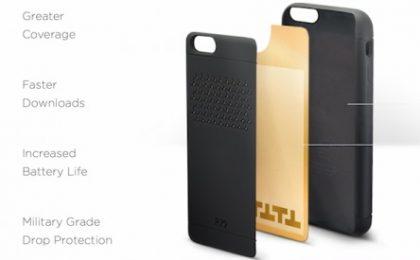 La cover iPhone 6 che migliora e aumenta segnale e autonomia