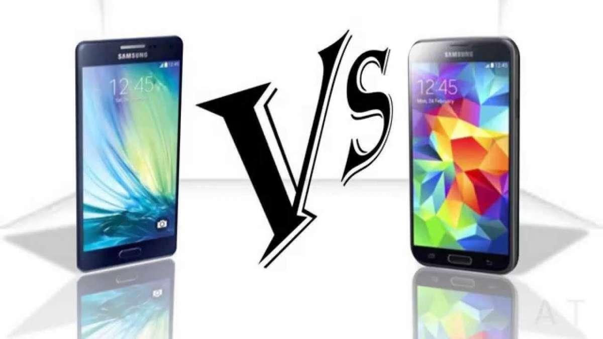 Samsung Galaxy S5 vs Samsung Galaxy A5: confronto di scheda e prezzo