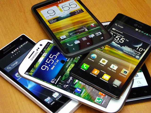 La classifica degli smartphone più usati nel 2014