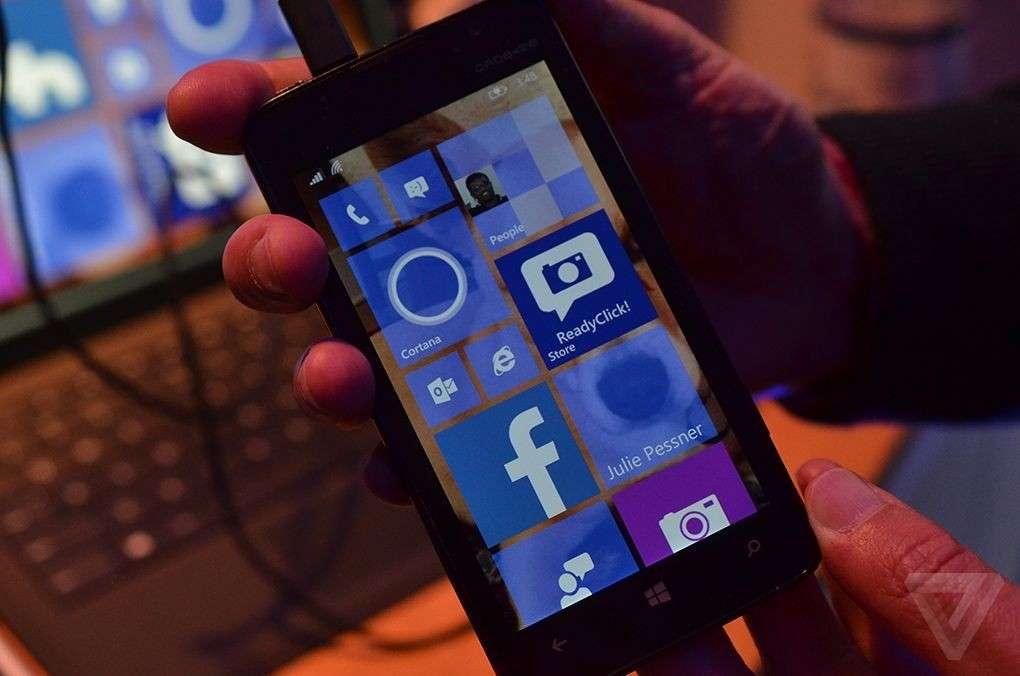 Windows 10 per smartphone: le novità