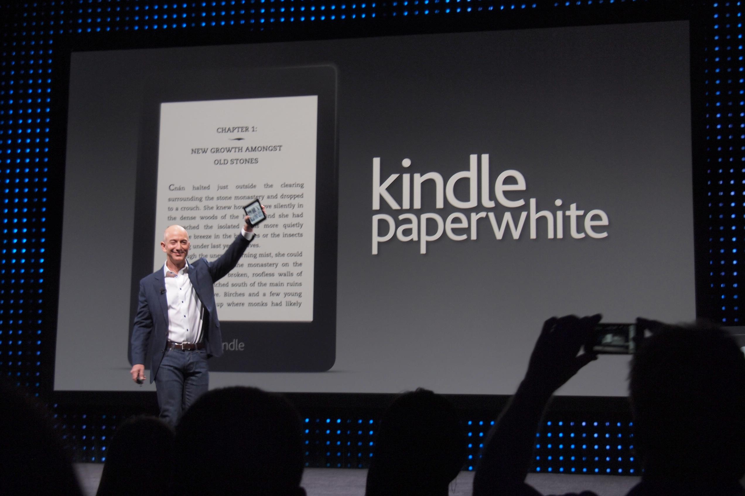 Kindle Paperwhite in sconto per San Valentino 2015