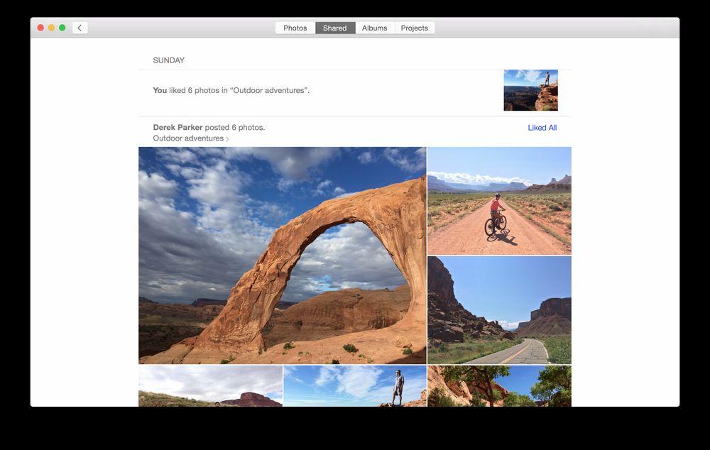 Apple Foto OS X 10.10.3