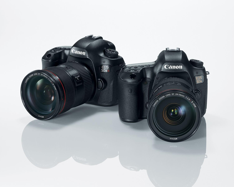Canon EOS 5Ds e 5Ds R, le full-frame a più alta risoluzione