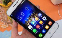 Coolpad Ivvi K1 Mini, lo smartphone più sottile al mondo
