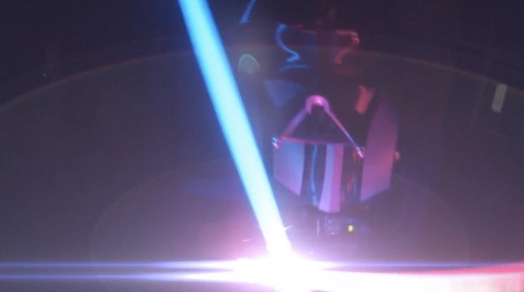 Duello spada laser Star Wars