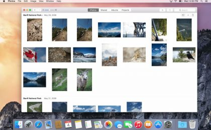 Addio iPhoto, come funziona la nuova app Apple Foto