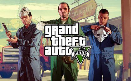 GTA V Online: finalmente le rapine con i Colpi Online