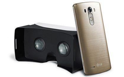 LG VR per G3, occhiali per la realtà virtuale
