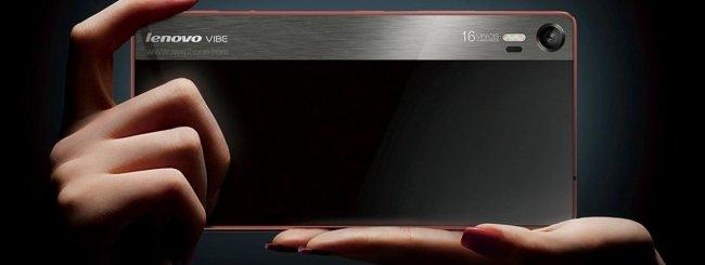 Lenovo vibe shot in uscita la scheda e le anticipazioni for Smartphone in uscita 2015