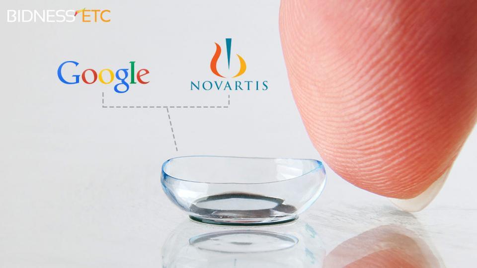 Lenti Google Novartis