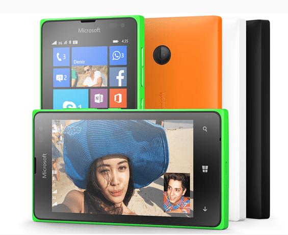 Lumia 435 prezzo e scheda tecnica ufficiali per l'Italia