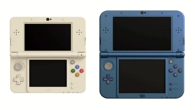 New Nintendo 3DS XL uscita