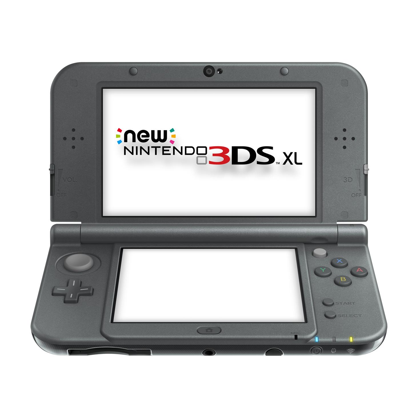 New Nintendo 3DS XL: scheda tecnica, prezzo e giochi