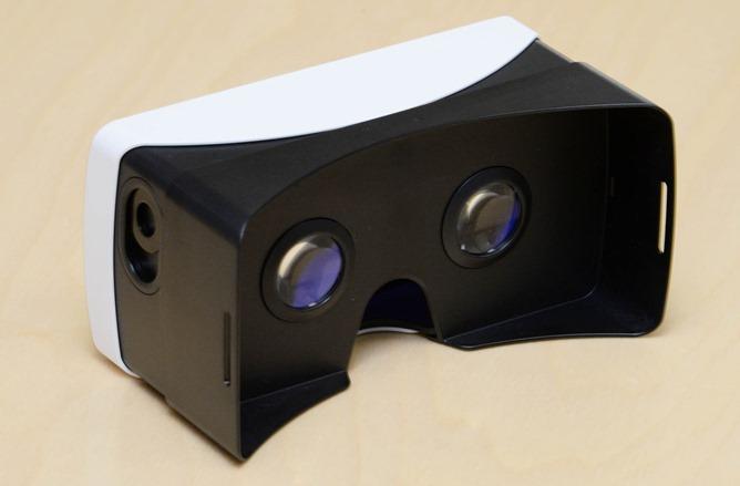 Occhiali realtà virtuale LG G3