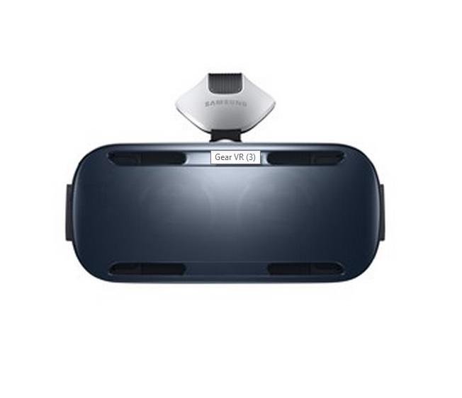 Samsung Gear VR annuncio