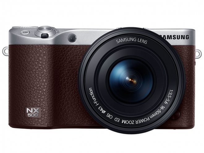 Samsung NX500, mirrorless con video a 4K