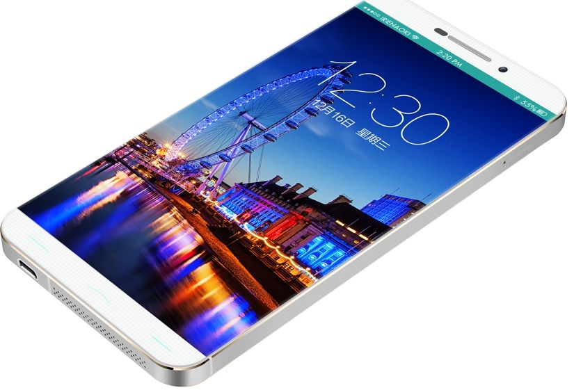 Serendipity S7: smartphone Android senza bordi