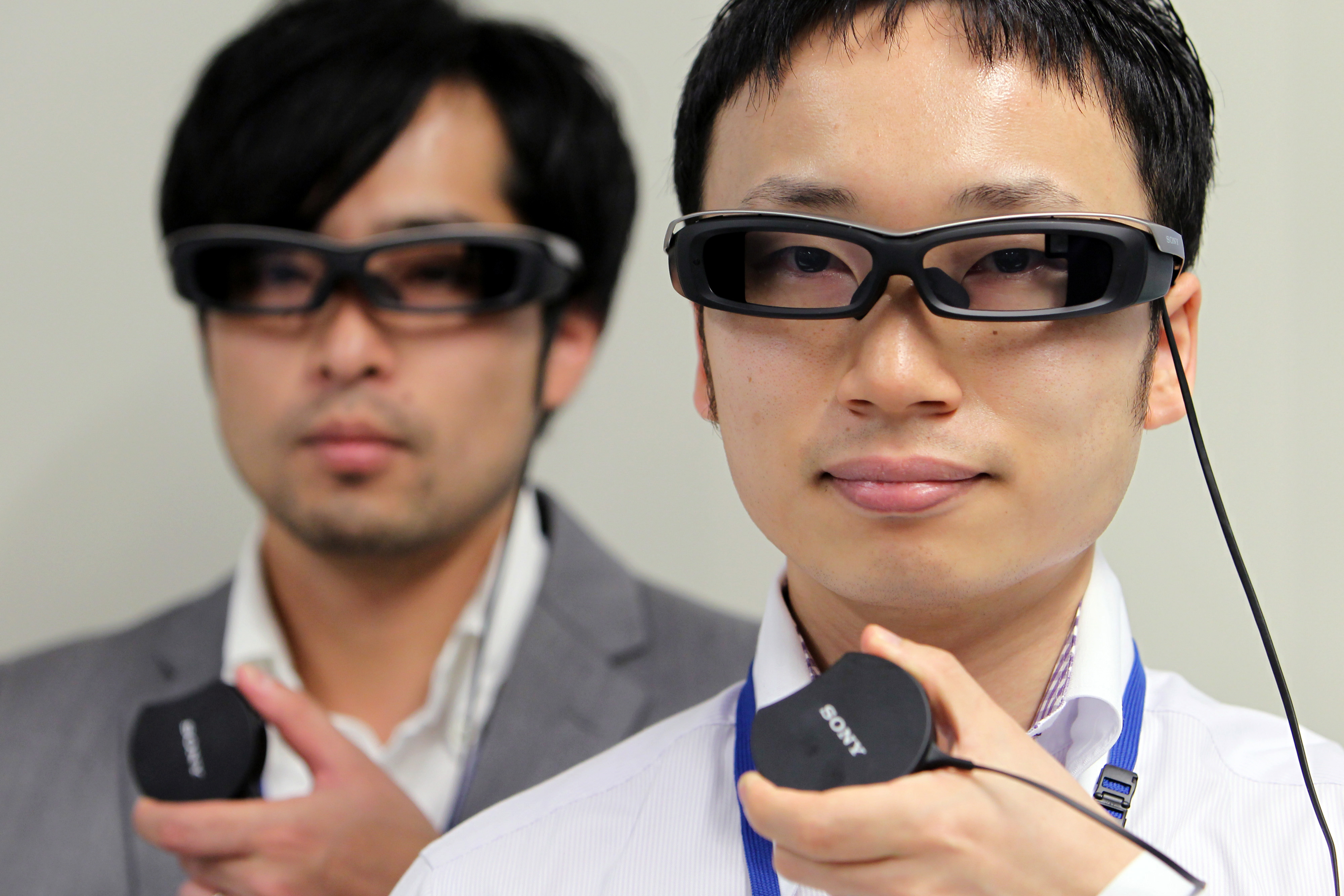 Sony SmartEyeGlass in Italia