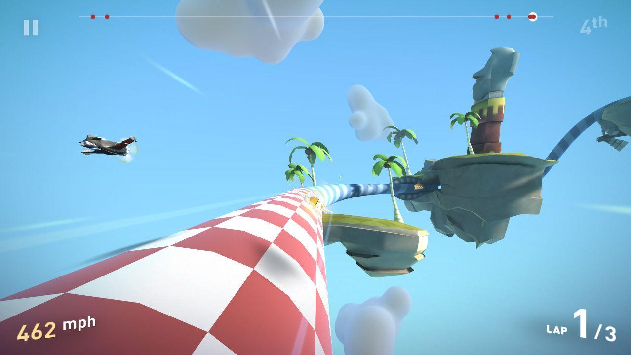 Tail Drift per iOS e Android: metà Mario Kart e metà Wipeout