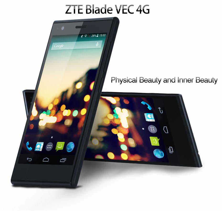 ZTE Blade Vec 4G in Italia