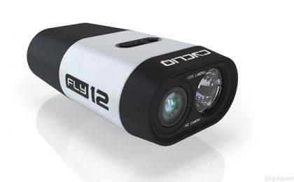 L'action cam per bici: Fly12 è ideale per ciclisti