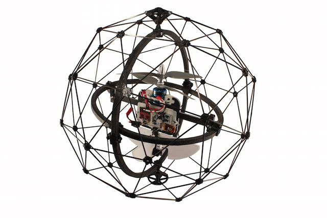 Il drone svizzero da 1 milione di dollari