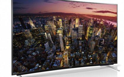 Panasonic CR850: nuova TV LED HD curva