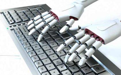 Robot giornalisti: il futuro della stampa?