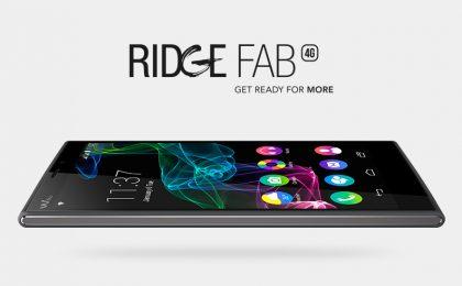 Wiko Ridge Fab 4G: prezzo e scheda del phablet entry-level