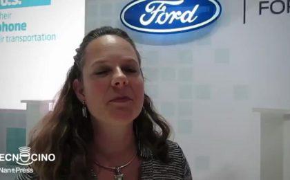 Intervista a Ford al MWC 2015