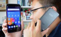 Alcatel Idol 3, lo smartphone che si può usare al contrario