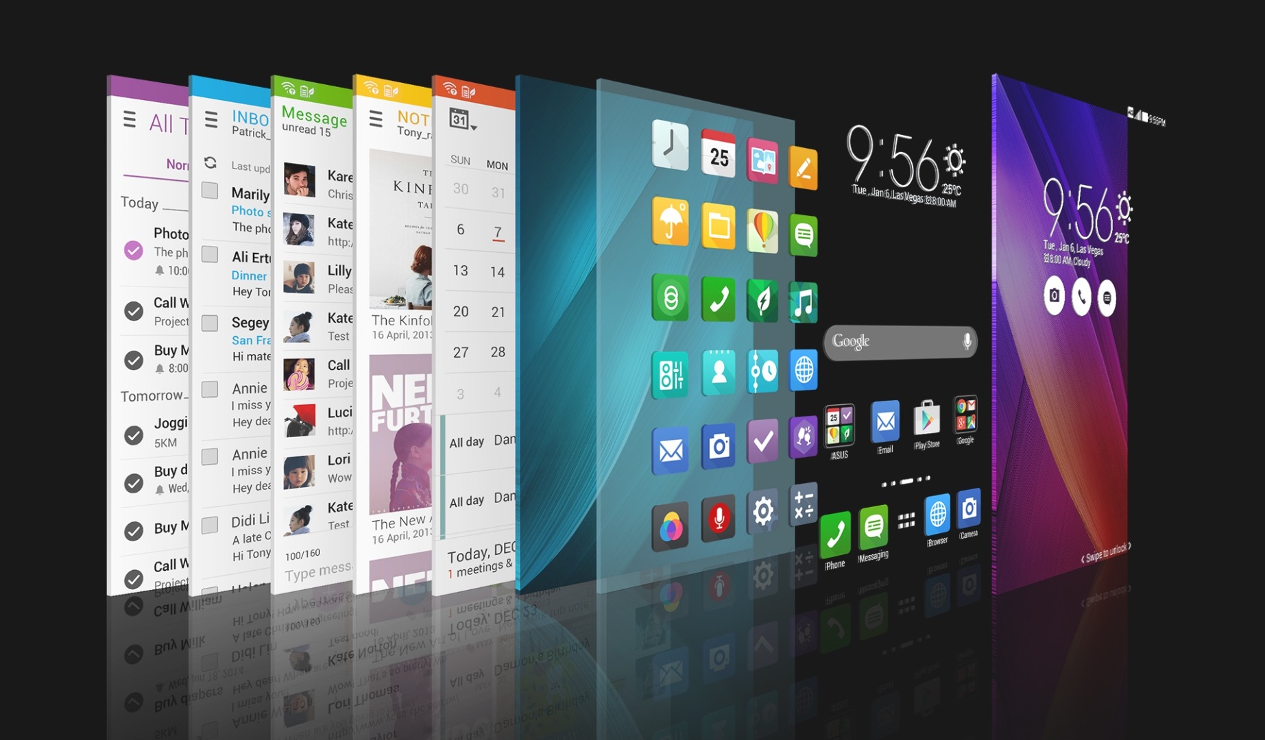 Asus Zenfone 2 sistema operativo