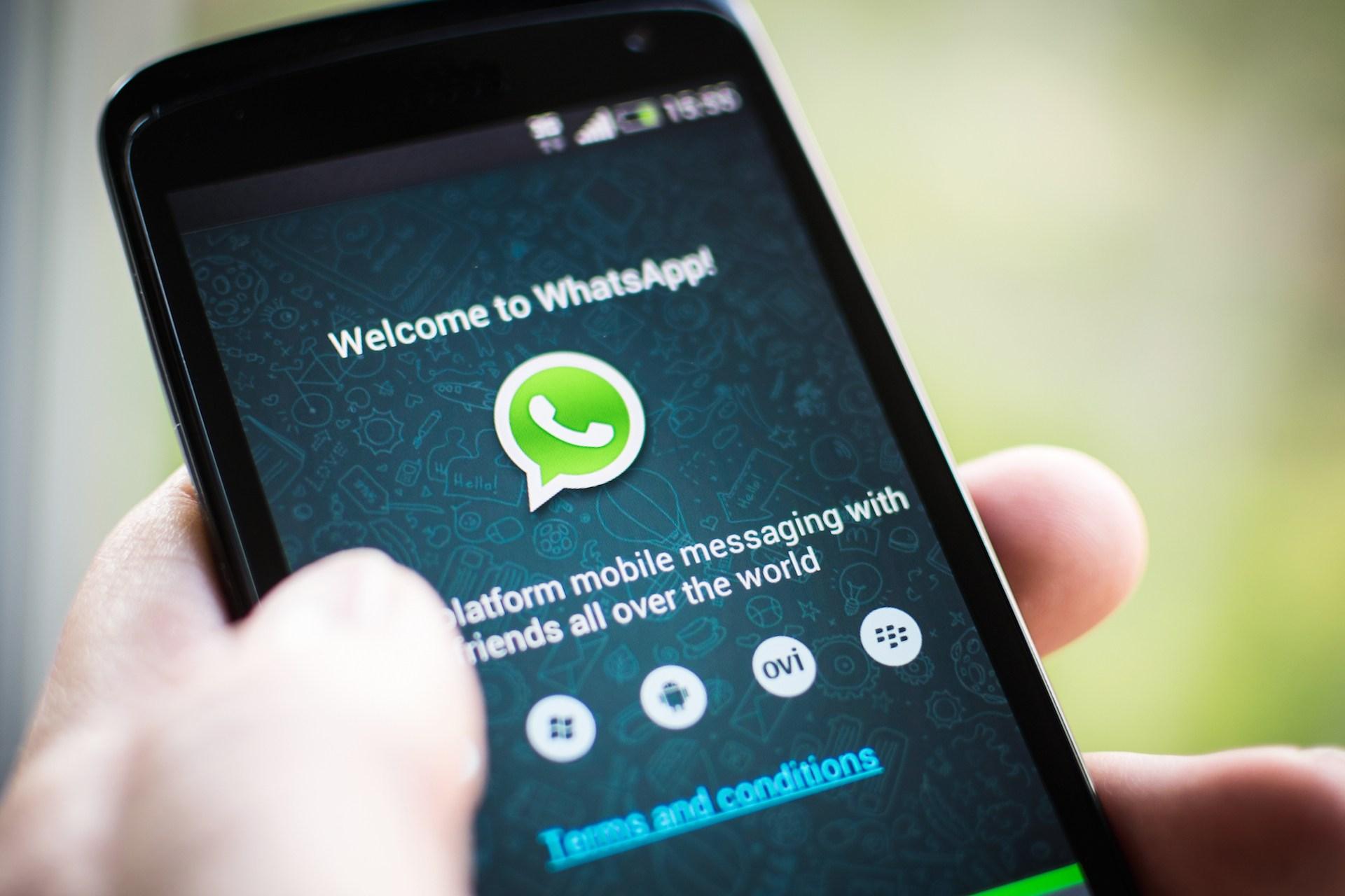 Chiamate gratis con WhatsApp